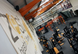 Zest Health and Fitness, Sudbury, Suffolk, Gym